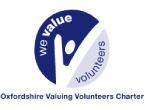 oxfordshire valuing volunteers charter