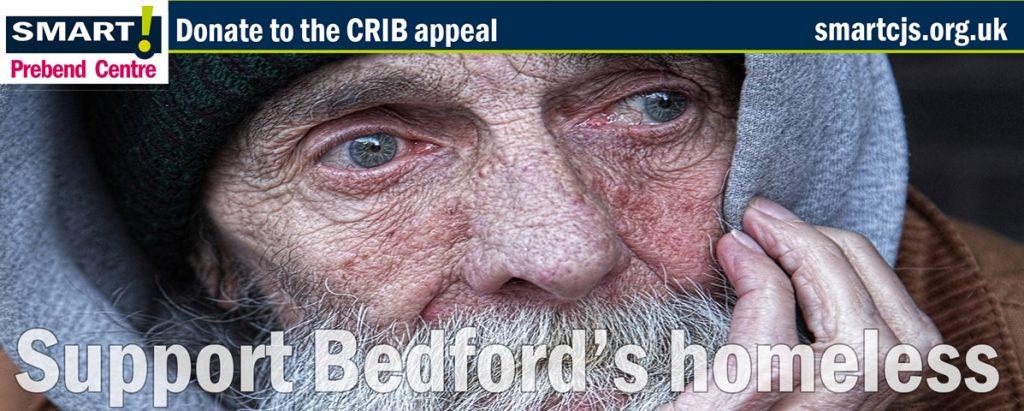 CRIB homelessness appeal