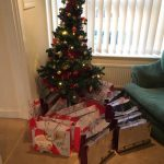 Wokingham drug and alcohol services provide christmas goody bags for service users